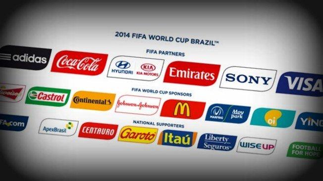 Fifa Sponsoren